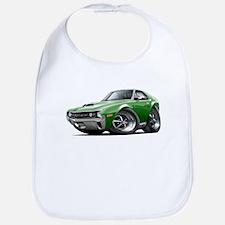1970 AMX Green Car Bib