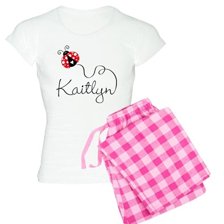 Ladybug Kaitlyn Women's Light Pajamas