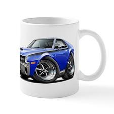 1970 AMX Blue-Black Car Mug