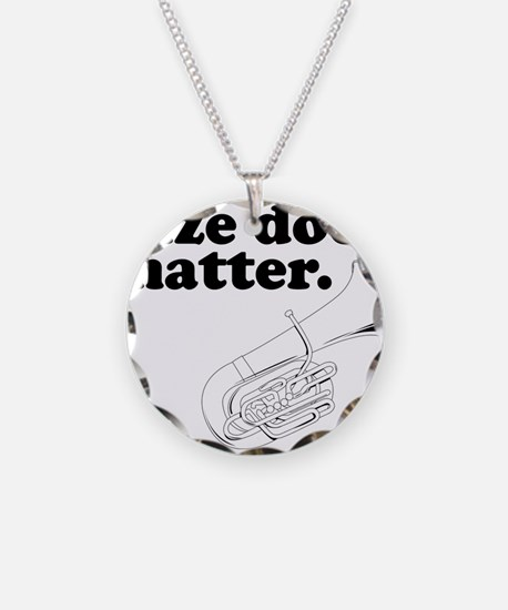 Size Does Matter Necklace
