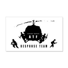 ATF Response Team Wall Decal