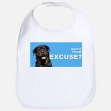 What's Your Excuse? Bib
