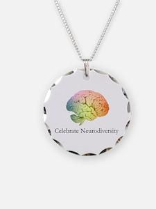 Celebrate Neurodiversity Necklace
