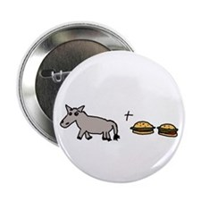 """Assburgers 2.25"""" Button"""
