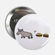 "Assburgers 2.25"" Button"