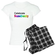 Celebrate Neurodiversity 2 Pajamas