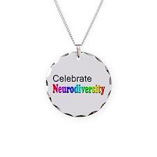 Celebrate Neurodiversity 2 Necklace