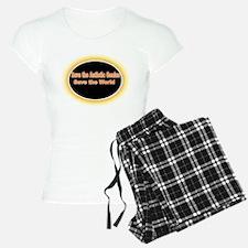 Save the Autistic Genius Pajamas