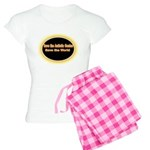 Save the Autistic Genius Women's Light Pajamas