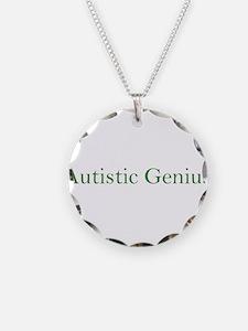 Autistic Genius 2 Necklace