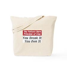 Pottery Barn Principle Tote Bag
