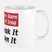 Pottery Barn Principle Mug