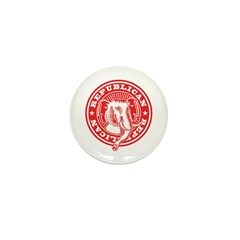 Elephant Seal Mini Button (100 pack)