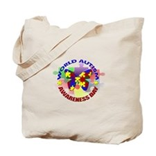 World Autism AWARENESS Day Tote Bag