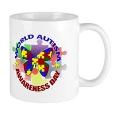 World Autism AWARENESS Day Mug