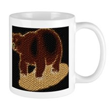 STANDING BEAR TILE LOOK 2-SIDED Mug