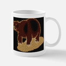 STANDING BEAR TILE LOOK 2-SIDED Mug