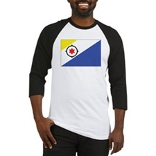 Bonaire Flag Baseball Jersey