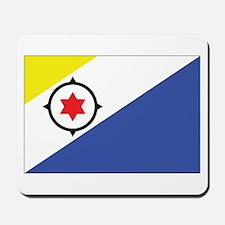 Bonaire Flag Mousepad