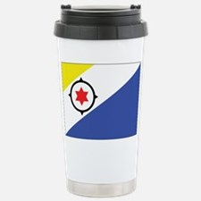 Bonaire Flag Travel Mug