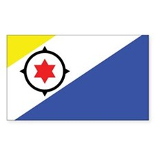 Bonaire Flag Decal