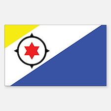 Bonaire Flag Decal