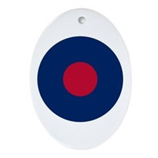 RAF Ornament (Oval)