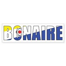 Bonaire Bumper Sticker