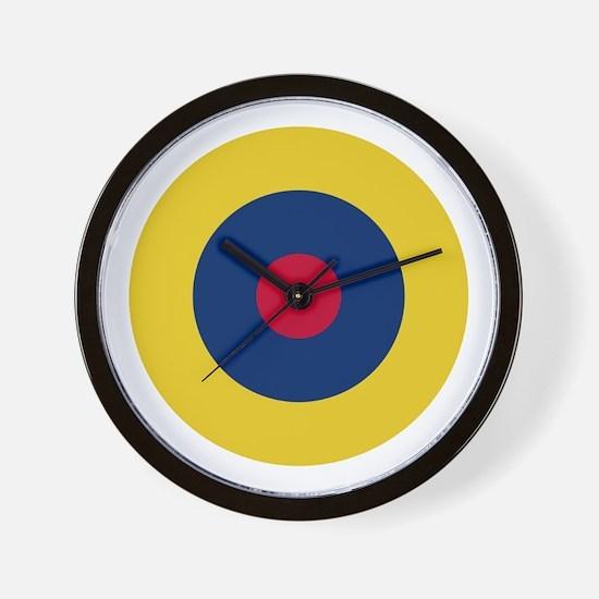 RAF Wall Clock