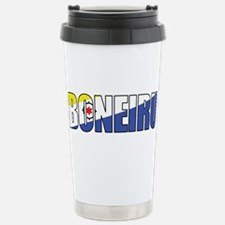 Bonaire (Papiamentu) Travel Mug