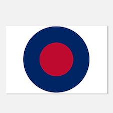 RAF Postcards (Package of 8)