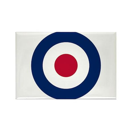 RAF Rectangle Magnet (100 pack)