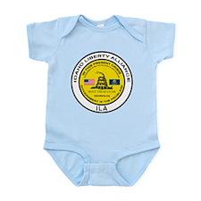 Idaho Liberty Alliance Infant Bodysuit