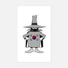 Spook Sticker (Rectangle)
