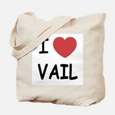 I heart Vail Tote Bag