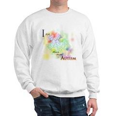 """More Than Autism"" Sweatshirt"