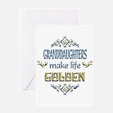 Granddaughter Sentiments Greeting Card