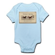 Early Harness Racing Infant Bodysuit