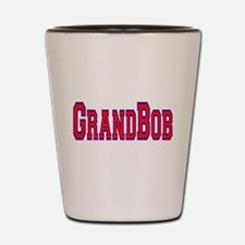GrandBob Shot Glass