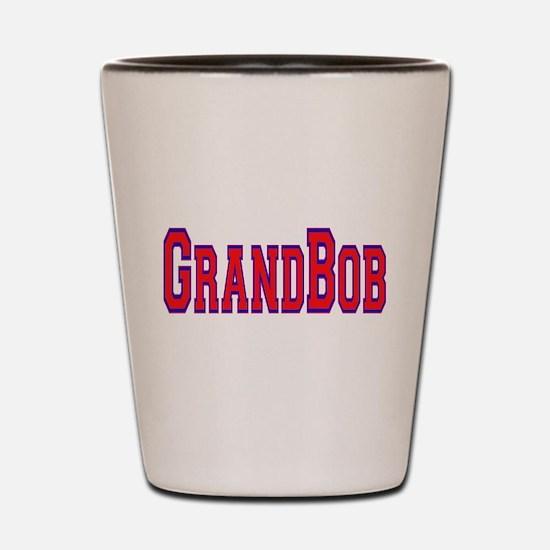 GrandBob Shot Glass