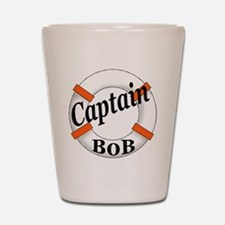 Captain Bob's Shot Glass