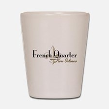 French Quarter New Orleans Shot Glass