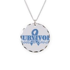 Cute Prostate cancer Necklace