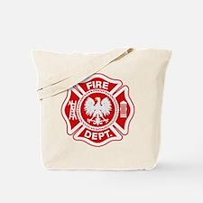 Polish Firemen Tote Bag