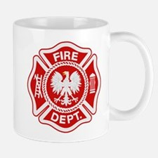 Polish Firemen Mug