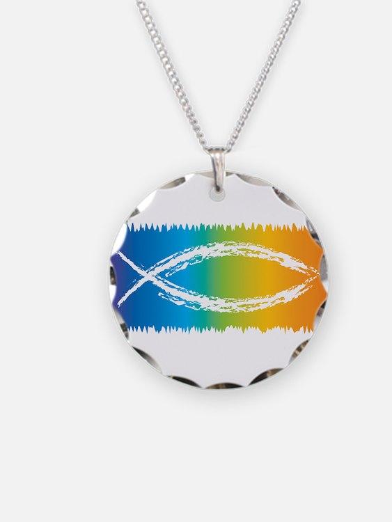 Christian fish jewelry christian fish designs on jewelry for Christian fish necklace