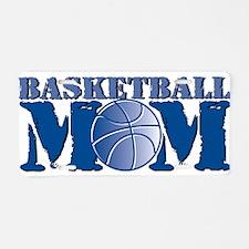 Basketball mom Aluminum License Plate