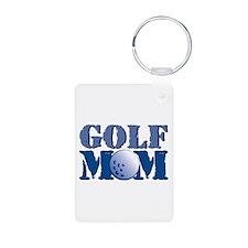 Golf Mom Keychains