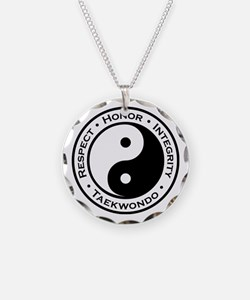 Respect Honor Integrity TKD Necklace