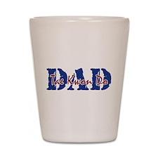 Tae Kwon Do DAD Shot Glass
